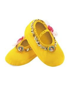 Disney Princess Belle Sparkle Child Slipper