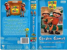 Bill and ben garden #games #flowerpot men rare vhs #video,  View more on the LINK: http://www.zeppy.io/product/gb/2/361025990166/