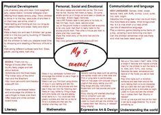 my five senses EYFS medium term plan