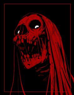 Red Aesthetic Grunge, Aesthetic Art, Plage Nail Art, Dobermann Tattoo, Arte Punk, Arte Indie, Satanic Art, Horror Artwork, Arte Obscura