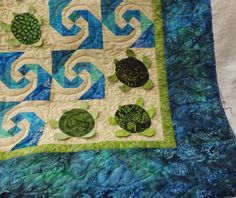 Quilts by Elsie: Quilting and other Random Stuff: Turtles, T-Shirts and Houses