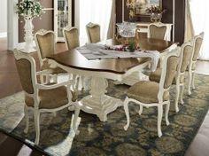 Kursi Makan Klasik Produk Mewah yang desain kursi makan tersebut terinspirasi dari produk-produk set kursi makan sebelumnya