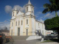 Igreja Matriz Sagrado Coração de Jesus-Laranjeiras_Brasil