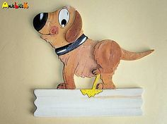 anjelicek / Menovka na objednávku - cikajúci psík Scooby Doo, Fictional Characters, Art, Craft Art, Kunst, Gcse Art, Art Education Resources