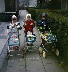 I called it my baby buggy My Childhood Memories, Childhood Toys, Sweet Memories, Retro Toys, Vintage Toys, Dolls Prams, Good Old Times, My Youth, Historia