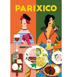 illustration amelie faliere parixico.jpg - Amélie FALIERE | Virginie