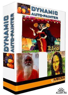 MediaChance Dynamic Auto Painter Pro or DAP is a software to create a photo or 3D renderings that can be seem like a wonderful painting.