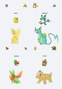 Holy shit this is like the master post of all Pokemon fusion. Took me forever to scroll through but sooooo cool!