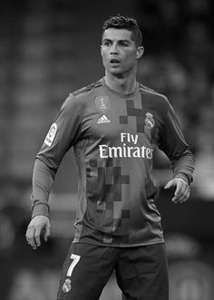 Cristiano Ronaldo of Real Madrid looks on during the La Liga match between Valencia and Real Madrid. #realmadrid #football