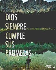 «Todas las promesas que ha hecho Dios son sí en Cristo. Así que por medio de Cristo respondemos amén para la gloria de Dios». — 2 Corintios 1:20