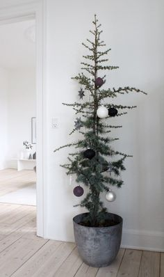 how to decorate your christmas tree pin on weihnachten pin by gricel noble on christmas tree 53 best christmas trees images 163 best holiday images the Green Christmas, Scandinavian Christmas, Christmas 2019, Simple Christmas, All Things Christmas, Winter Christmas, Handmade Christmas, Christmas Ornaments, Minimal Christmas
