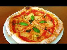 PIZZA MARGHERITA NAPOLETANA di RITA CHEF🇮🇹 -FATTA IN CASA/PIZZA RECIPE ITALIAN/RECETTE DE PIZZA. - YouTube