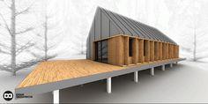 Maison à ossature bois à Orcines (63)