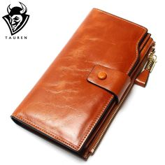 2017 New Design Fashion Multifunctional Purse Genuine Leather Wallet Women Long Style Cowhide Purse Wholesale And Retail Bag *** Offer can be found by clicking the VISIT button
