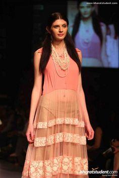 Manish Malhotra Spring Collection 2013 At Lakme Fashion Week