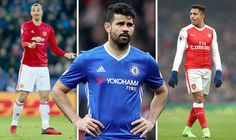 Premier League table if goals from each club's top scorer didn't count, with shock leaders Premier League Soccer, Premier League Table, Barclay Premier League, Club Tops, Arsenal Fc, Yokohama, Football, Goals, American Football