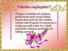 narodeniny 1 Gif, Birthday, Home Decor, Facebook, Image, Pictures, Birthdays, Decoration Home, Room Decor