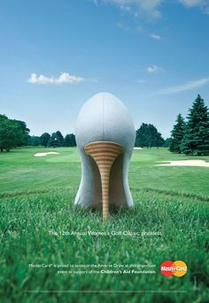 Funny but Mostly for Women | The 12th annual women's golf classic: priceless! | #ckever_ad