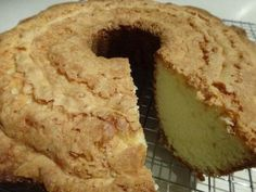 Granny Cole's Pound Cake