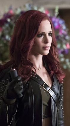 Arrow 4x16 - Carrie Cutter - Cupid (Amy Gumenick) HQ