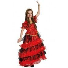 Gypsy girl - kostým