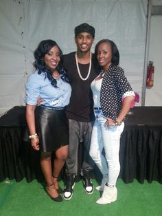 Tiffany b mshollywoodbarb on pinterest my 2nd meet and greet with trey songz m4hsunfo