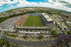 Arena Joinville - Joinville (SC) - Capacidade: 22,7 mil - Clube: Joinville
