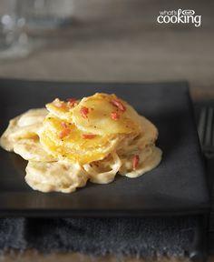 Easy Scalloped Potatoes #recipe