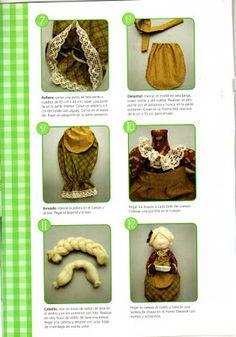 Mimin Dolls: dolls natalinas