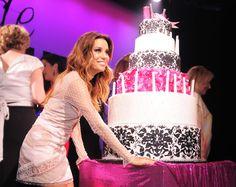 Los momentos más hot de la fiesta de Glamour 15 años. ¡Imperdibles! Eva Longoria