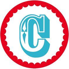 C is for Chickadee Twin Birthday, Birthday Ideas, Carnival Themes, Lululemon Logo, Alphabet, Baby Shower, Logos, Creative, Party