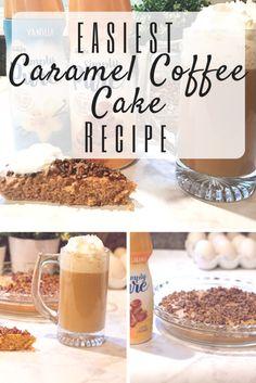 Simple Caramel Coffe