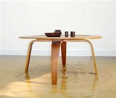 Image detail for -Eames Plywood Coffee Table