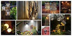 Ιδέες για ΗΛΙΑΚΑ ΦΩΤΙΣΤΙΚΑ   SOULOUPOSETO Σπίτι-Διακόσμηση-Diy-Kήπος-Κατασκευές Outdoor Lighting, Ladder Decor, Home Decor, Decoration Home, Room Decor, Exterior Lighting, Home Interior Design, Home Decoration, Interior Design