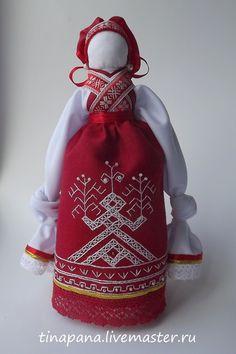 """""""Славутница"""" - народная кукла,Славутница,ярко-красный,магичная кукла,вышивка"""
