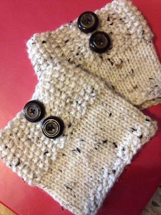 Artículos similares a Hand Knitted Boot Cuff en Etsy Guêtres Au Crochet, Crochet Socks Pattern, Crochet Boot Cuffs, Crochet Boots, Knit Boots, Crochet Patterns, Hat Patterns, Loom Knitting, Knitting Patterns Free