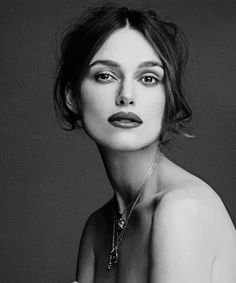 Keira Knightley photographed by Mariano Vivanco (2015)