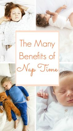 Don't skip nap time! Whether you have a baby, toddler, or preschooler, there are so many benefits of naps.