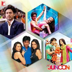 #YRFJunoon July was dedicated to the movies that inspired us that junoon is the way to go!