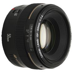 CANON EF 50MM F/1.4 USM STANDARD LENS - Camera Lenses Would be an upgrade of current 50 mm 1.8