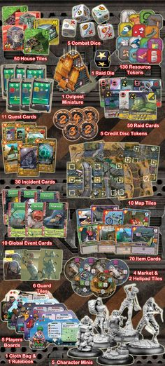 Raid & Trade: War on the Streets by MAGE Company — Kickstarter