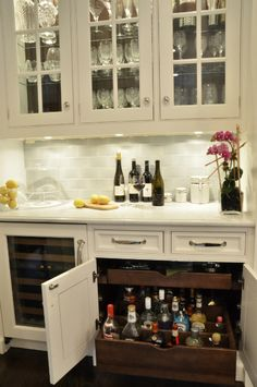 Fresh Small Bar Cabinets for Home