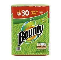 Ships in Certified Frustration-Free Packaging Huge Roll = Huge Value vs. Bounty 1 Regular Roll One sheet keeps cleaning… Bulk Paper Towels, Bounty Paper Towels, Cast Iron Frying Pan, Cake Decorating Set, Gratin Dish, Saving Sam, Plastic Design, Will Turner, Clean Up