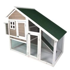 Chicken Coop/ Rabbit Hutch Mansion | | Great Gifts at Deals Direct