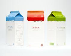 More milk packaging