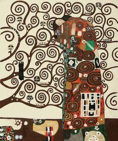 Fulfillment (The Embrace) – Gustav Klimt - overstockArt.com