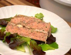 Terrina di faraona al Calvados Salmon Burgers, Carne, Pork, Meat, Ethnic Recipes, Vintage, Gastronomia, Holiday Foods, Salads