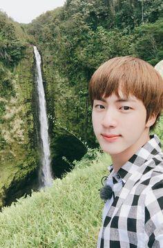 Jin Hawaii vacation April 2017