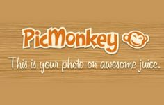picmonkey - online (!) photo editing tool with instagram effects, cool fonts and much, much more.