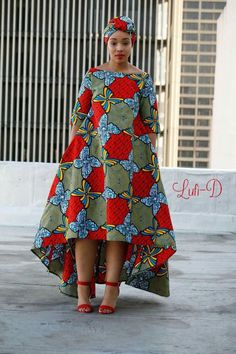 20 Gorgeous Ankara Gown Styles & Ideas On How To Wear Them Ankara Fashion Styled Outfits. Nowadays, the world is becoming more inclusive in every field. From the emojis African Fashion Ankara, African Fashion Designers, Latest African Fashion Dresses, African Print Fashion, Women's Fashion Dresses, Africa Fashion, Nigerian Fashion, Long African Dresses, African Print Dresses